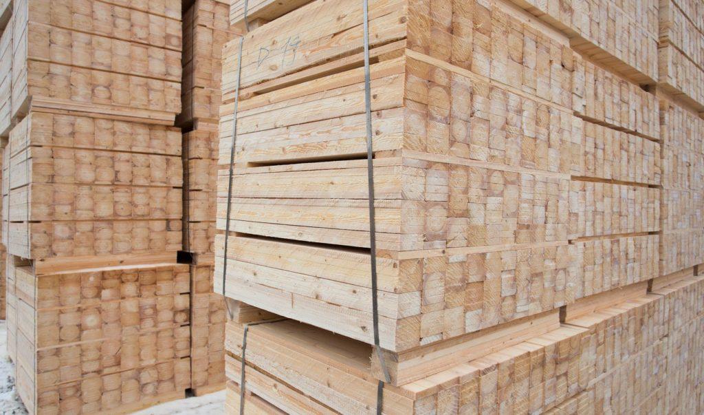 Beam lumber